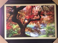 Beautiful painting for the master bedroom.